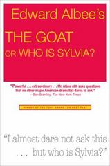 The Goat, or Who Is Sylvia? 0 9781585676477 1585676470