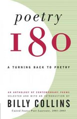 Poetry 180 1st Edition 9780812968873 0812968875