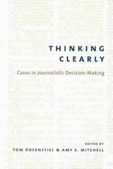 Thinking Clearly 1st Edition 9780231500913 0231500912