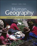 Human Geography 10th edition 9780077216047 0077216040