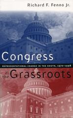 Congress at the Grassroots 1st Edition 9780807848555 0807848557