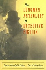 The Longman Anthology of Detective Fiction 1st edition 9780321195012 0321195019