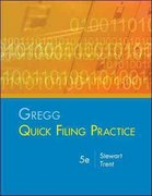 Gregg Quick Filing Practice Kit 5th Edition 9780073222882 0073222887