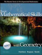 Basic Mathematical Skills with Geometry with MathZone 6th edition 9780073016054 0073016055