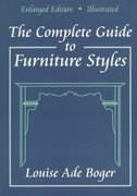 The Complete Guide to Furniture Styles 0 9780881339390 0881339393