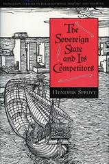 The Sovereign State and Its Competitors 1st Edition 9780691029108 0691029105