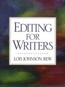 Editing for Writers 1st Edition 9780137490868 0137490860