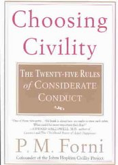 Choosing Civility 1st Edition 9781429973984 1429973986