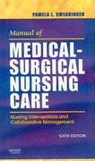 Manual of Medical-Surgical Nursing Care 6th Edition 9780323037273 0323037275