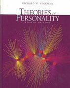 Theories of Personality (with InfoTrac ) 8th Edition 9780534619831 0534619835