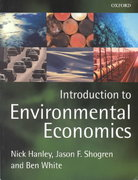 Introduction to Environmental Economics 3rd edition 9780198775959 0198775954