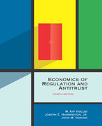 Economics of Regulation and Antitrust 4th Edition 9780262220750 026222075X