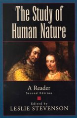 The Study of Human Nature 2nd Edition 9780195127157 0195127153