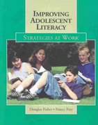 Improving Adolescent Literacy 0 9780131113480 0131113488