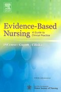 Evidence-Based Nursing 1st Edition 9780323025911 0323025919