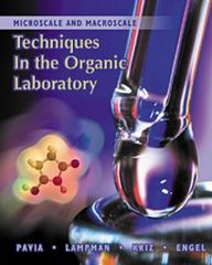 Microscale and Macroscale Techniques in the Organic Laboratory 1st edition 9780030343117 0030343119