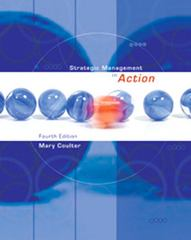 Strategic Management in Action 4th Edition 9780132277471 0132277476