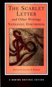 The Scarlet Letter and Other Writings 1st Edition 9780393979534 0393979539