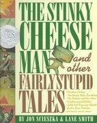 The Stinky Cheese Man 1st Edition 9780670844876 067084487X