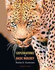 Explorations in Basic Biology 11th edition 9780132229135 0132229137