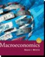 Macroeconomics 6th edition 9780618372546 0618372547