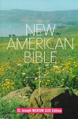 Saint Joseph Edition of the New American Bible 0 9780899429502 0899429505