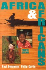 Africa and Africans 4th edition 9780881338409 0881338400