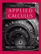 Applied Calculus, Student Solutions Manual 3rd edition 9780471739258 0471739251