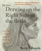 The New Drawing on the Right Side of the Brain 2nd Edition 9780874774245 0874774241