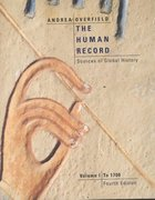 The Human Record 4th edition 9780618042456 0618042458