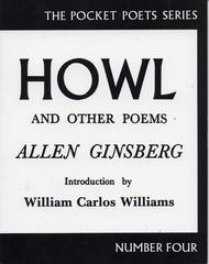 Howl and Other Poems 0 9780872860179 0872860175