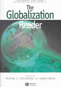 The Globalization Reader 2nd edition 9781405102803 1405102802