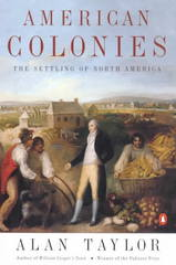 American Colonies 1st Edition 9780142002100 0142002100