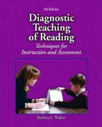 Diagnostic Teaching of Reading 5th Edition 9780131126466 0131126466
