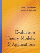 Evaluation Theory, Models, and Applications 1st edition 9780787977658 0787977659
