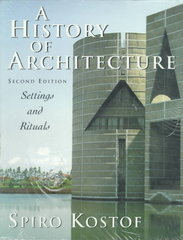 A History of Architecture 2nd edition 9780195083798 0195083792
