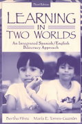 Learning in Two Worlds 3rd edition 9780801330773 0801330777