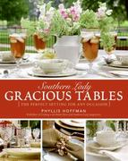 Southern Lady - Gracious Tables 0 9780061346675 0061346675