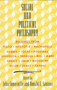 Social and Political Philosophy 0 9780385012386 0385012381