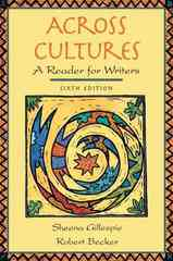 Across Cultures 6th edition 9780321213181 0321213181