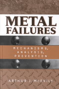 Metal Failures 1st edition 9780471414360 0471414360