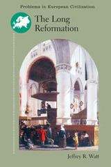 The Long Reformation 1st edition 9780618435777 0618435778