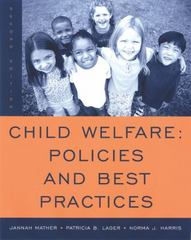 Child Welfare 2nd edition 9780495004844 0495004847