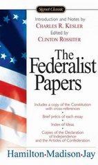 The Federalist Papers 0 9780451528810 0451528816