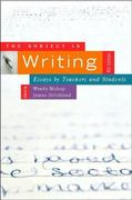 The Subject Is Writing 4th Edition 9780867095869 0867095865