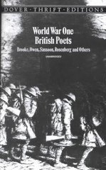 World War One British Poets 0 9780486295688 0486295680