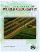 Student Atlas of World Geography 5th Edition 9780073527574 0073527572