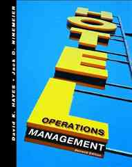 Hotel Operations Management 2nd Edition 9780131711495 0131711490