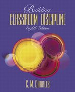 Building Classroom Discipline 8th edition 9780205412570 0205412572