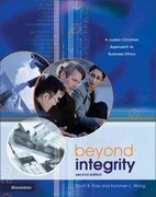 Beyond Integrity 2nd edition 9780310240020 0310240026